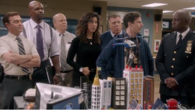 The 'Brooklyn Nine-Nine' Season Six Trailer Is Here
