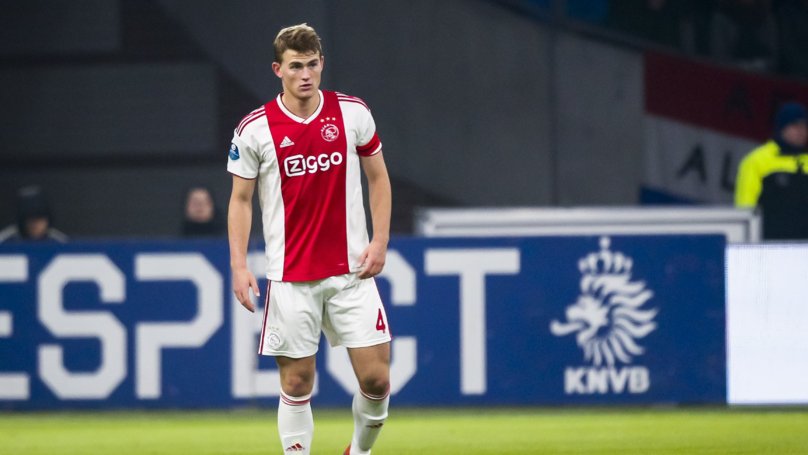 Matthijs de Ligt Becomes The Youngest Captain In A Champions League Knockout Game