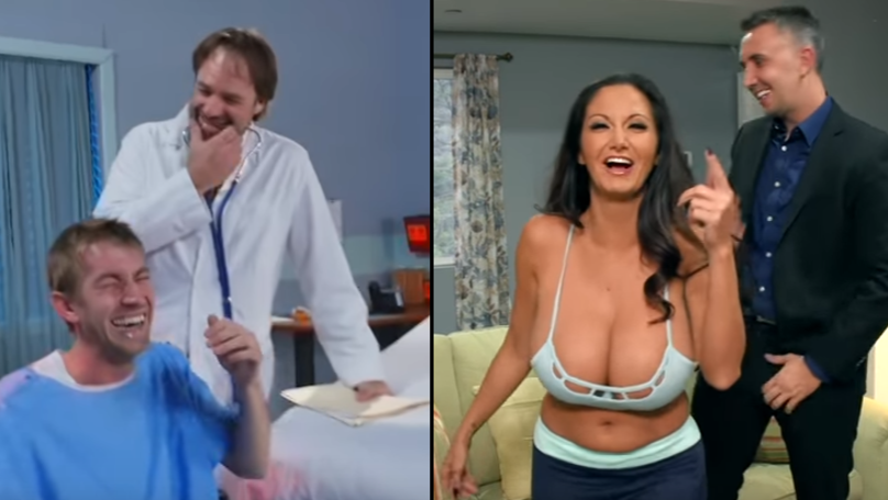 Brazzers Has Released A Blooper Reel And It's Hilarious