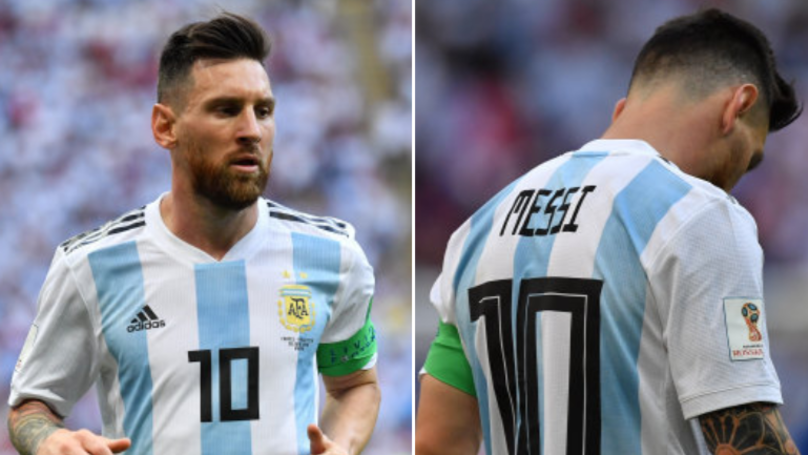 Argentina Manager Makes Final Decision On Lionel Messi's Shirt Number