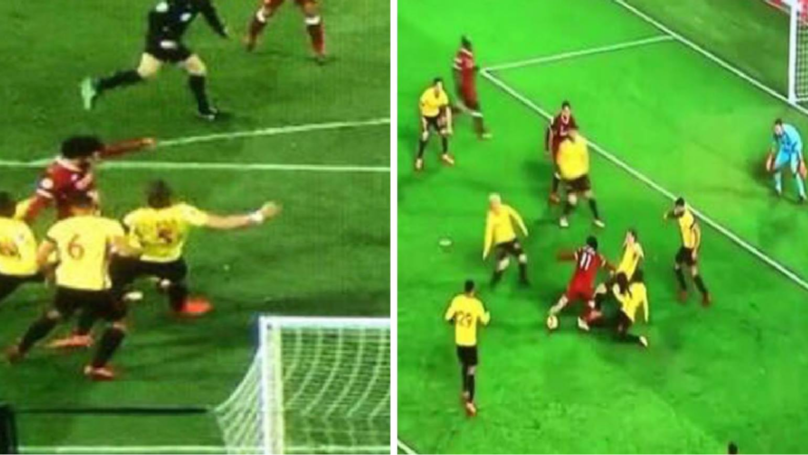 People Are Still Trying To Work Out How Mo Salah Scored This Goal