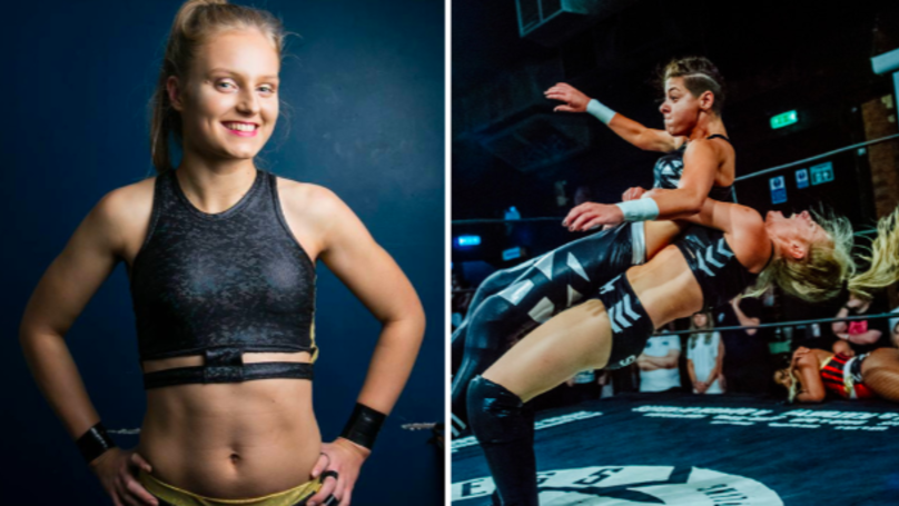 Meet The 18-Year Old Eyeing A Wembley Triumph With PROGRESS Wrestling