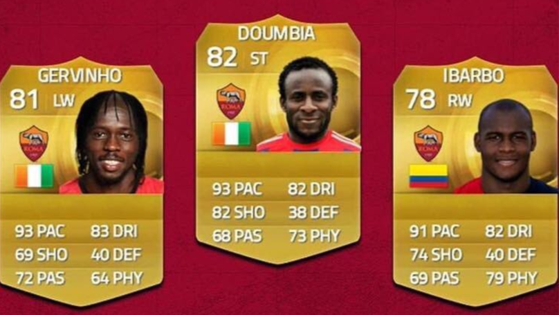 Only OG FIFA Fans Remember How Sweaty This Roma Front Three Was
