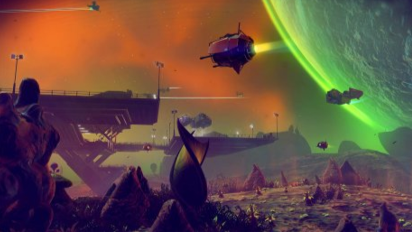 'No Man's Sky' Back At #1 On Steam After A Wave Of Positive Reviews