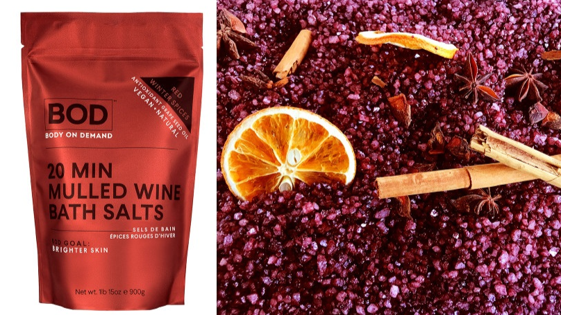 ​You Can Now Actually Bathe In Mulled Wine