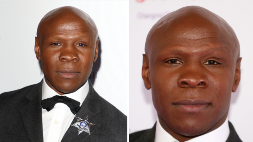 There's A Petition To Cast Chris Eubank As The Next James Bond