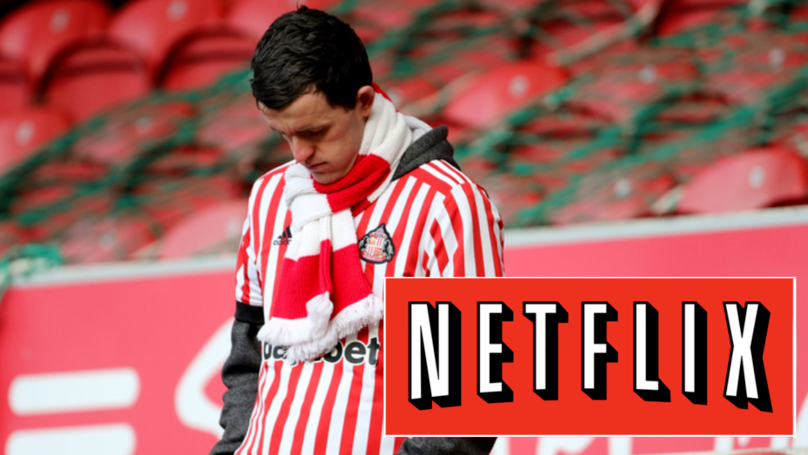 Netflix Series About Sunderland's 17/18 Relegation Season To Be Released Soon
