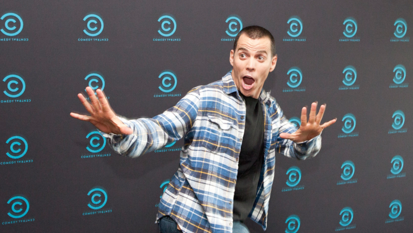 Jackass Star Steve-O Once Snorted Cocaine Splattered With HIV-Positive Blood
