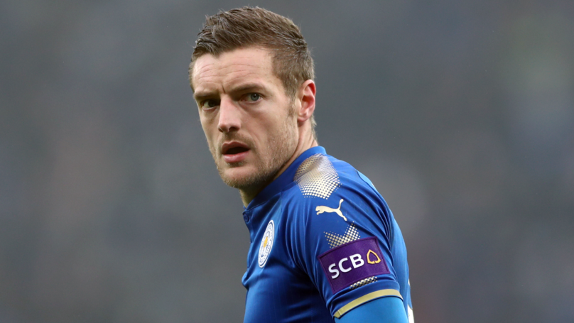 Jamie Vardy Won't Be Best Pleased With The Premier League Record He Just Equalled