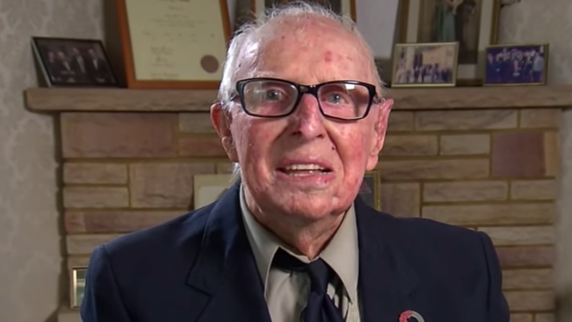 Meet The Oldest Anzac To March In Sydney's Parade