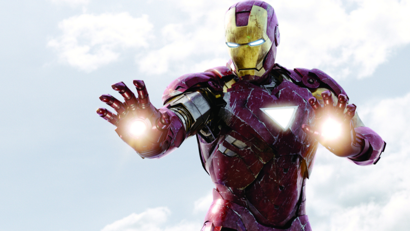 ​Iron Man Video Game Concept Art Looks Incredible