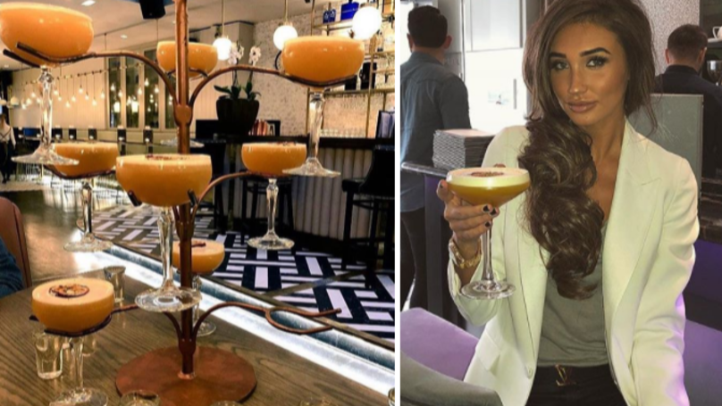 This Manchester Bar Is Doing Pornstar Martini Trees And They Look Dreamy