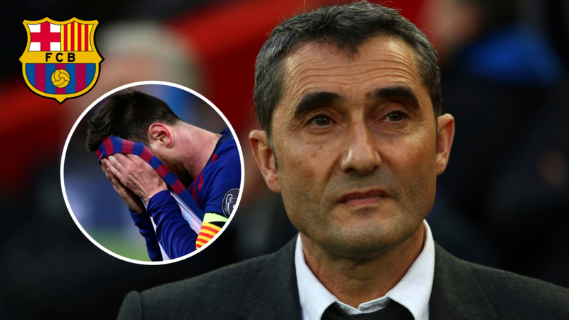 Barcelona Have Shortlisted Two Managers To Replace Ernesto Valverde After Champions League Exit