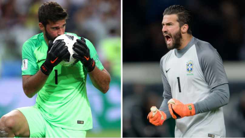 Liverpool Agree Record Breaking Fee To Sign Goalkeeper Alisson