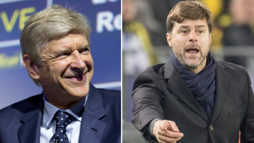 Arsenal Fans Will Love What Arsene Wenger Said To A Spurs Reporter