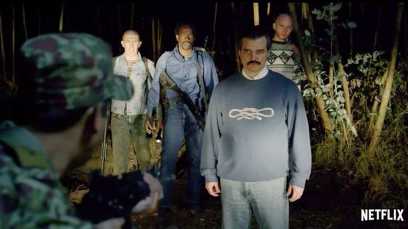 Pablo Escobar's Son Warns Netflix 'Nothing Has Changed' When It Comes To Cartel Violence