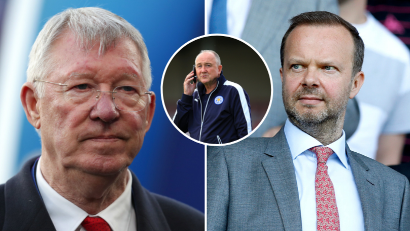 Ed Woodward Turns Down Sir Alex Ferguson's Recommendation For Director Of Football