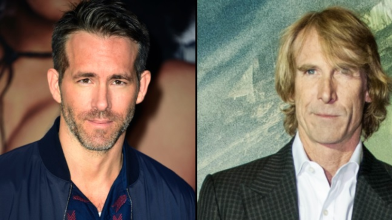 Ryan Reynolds, Michael Bay And 'Deadpool' Writers Working On Netflix Film