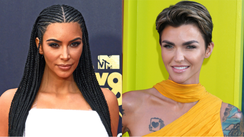 Kim Kardashian And Ruby Rose Named Most Dangerous Celebrities To Search Online