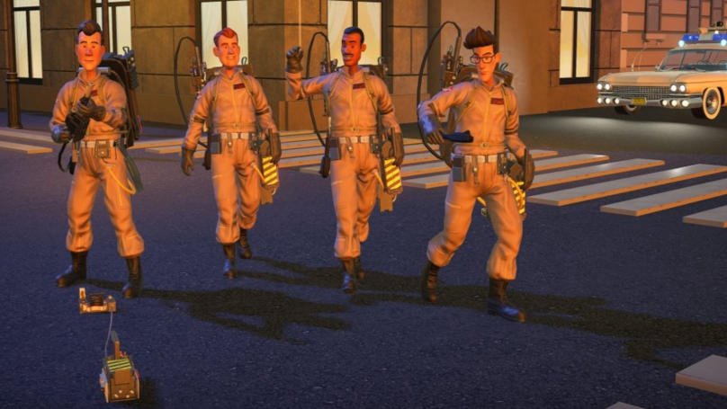 ​The Ghostbusters Are Coming To 'Planet Coaster', Along With Dan Ackroyd