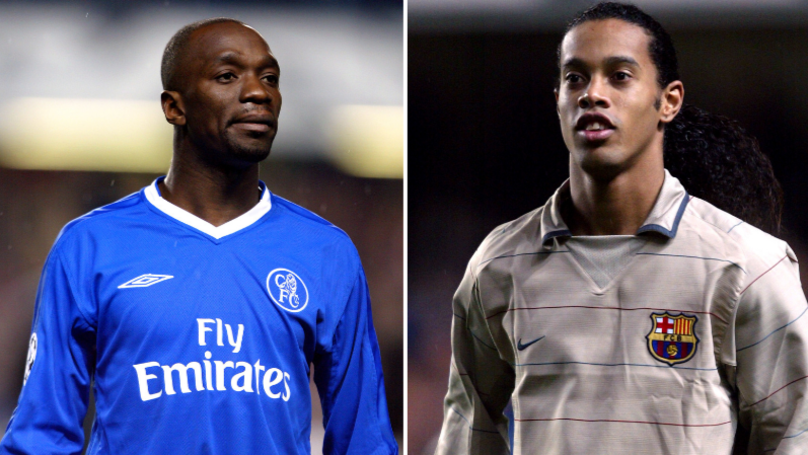 Claude Makelele Revealed He Once Threatened Ronaldinho For His Dribbling