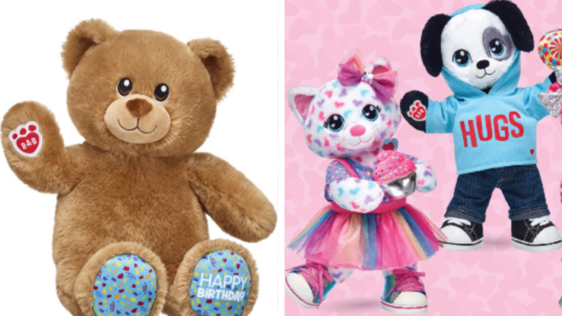 ​Build-A-Bear's Pay Your Age Day Is Back