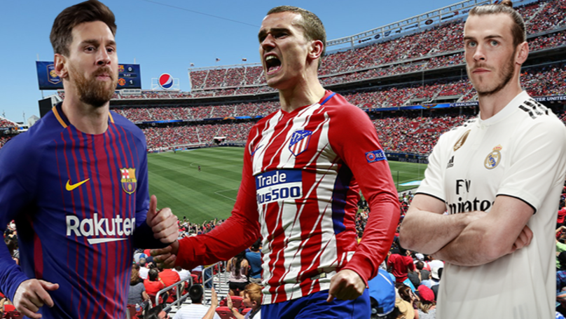La Liga To Play Games In United States And Canada In 'Ground-Breaking' 15-Year Deal