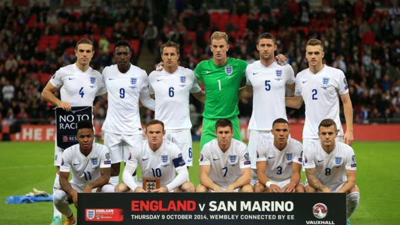 What Fans Predicted England's 2018 World Cup Line-Up Would Be Back in 2014