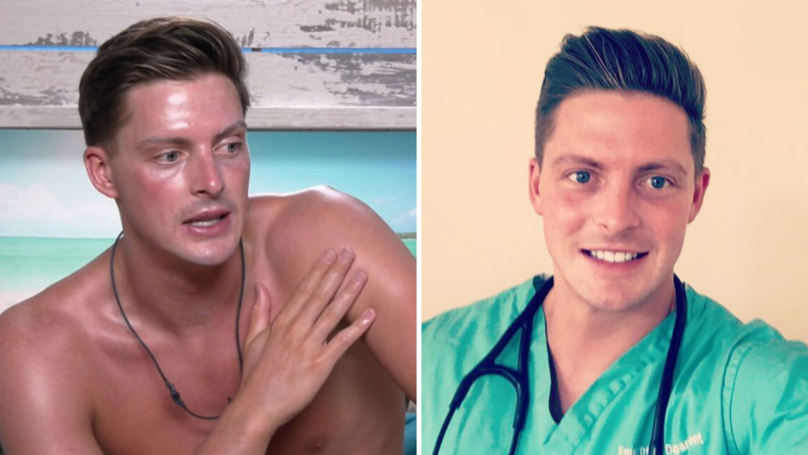 Love Island's Dr Alex George Could Become The Face Of New STI Campaign