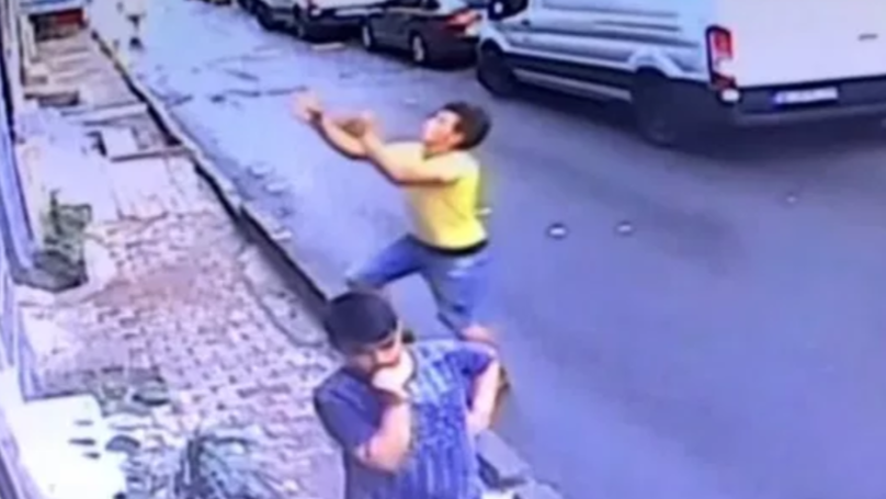 Teenager Catches Two-Year-Old Toddler Falling From Second Floor Window