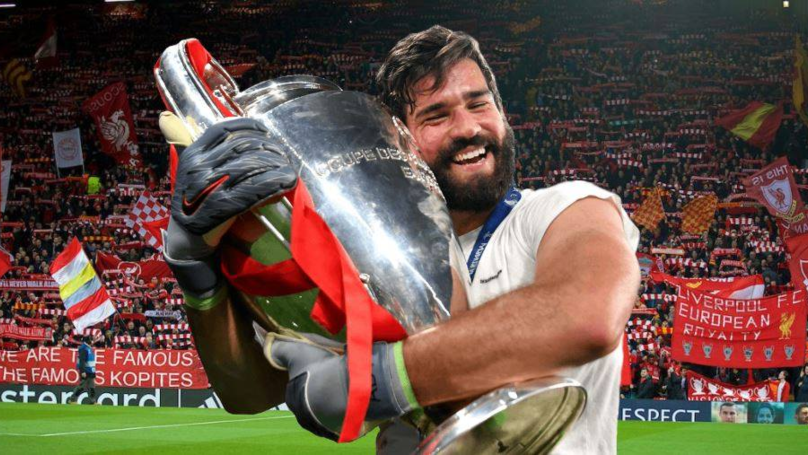 Liverpool Star Alisson Has Been Named The Best Goalkeeper In The World