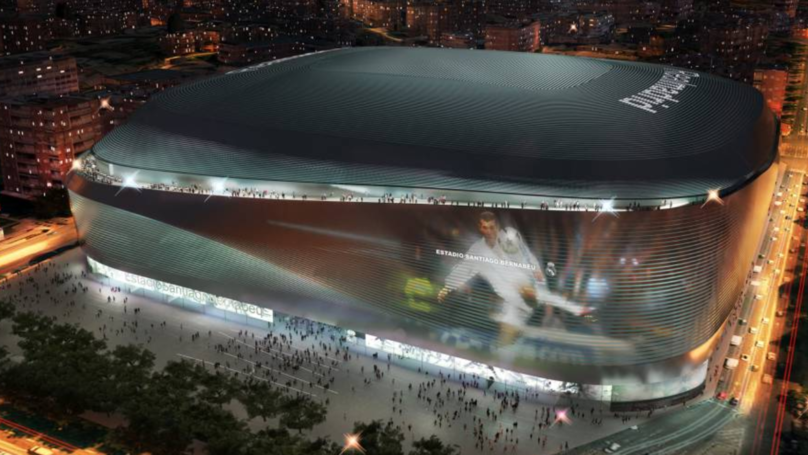 Real Madrid Given Go Ahead For Incredible €575 Million Bernabeu Redevelopment