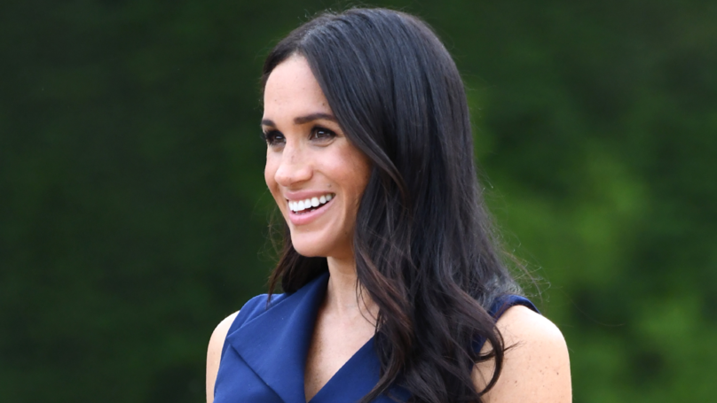 The Adorable Meaning Behind Meghan Markle's Pasta Necklace