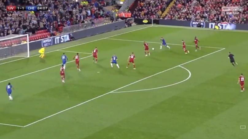 Watch: Eden Hazard Scores Stunning Solo Goal Versus Liverpool