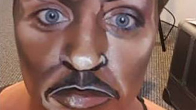 Woman Caught In Racism Scandal After Making Herself Up As Eddie Murphy