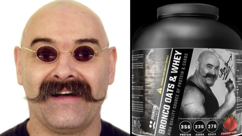 Charles Bronson Is Launching His Own Range Of Fitness Products