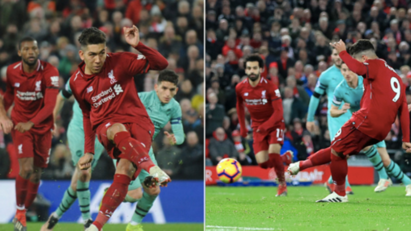 This Exact Moment Made Roberto Firmino An Incredible Amount Of Money