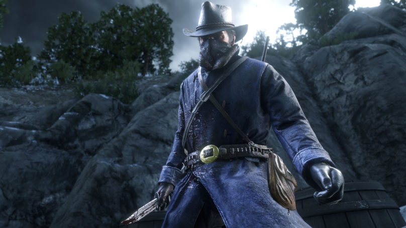 ​Retailer Creates Red Dead Redemption 2 PC Listing, Releases In 2019