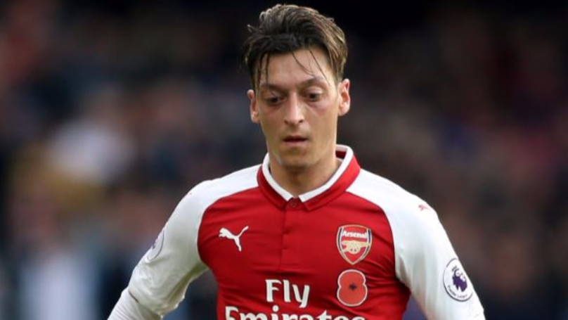 ​Arsene Wenger could lose Mesut Ozil from Arsenal to Manchester United Unless He Gets Jack Wilshere's No 10 shirt