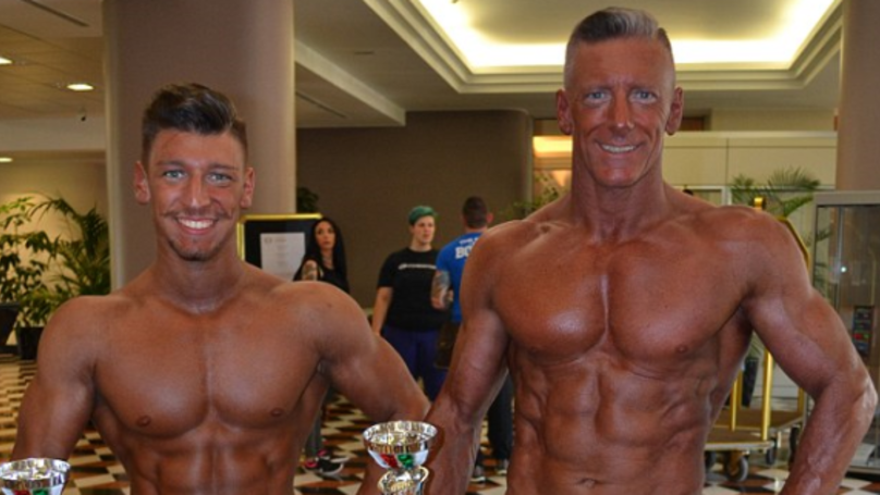 ​Bodybuilding Dad And His Son Are So Hench They Get Mistaken For Brothers