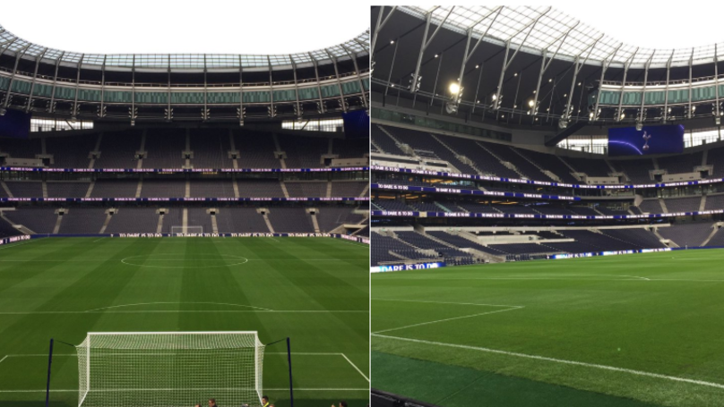 Spurs' New Stadium Looks Absolutely Stunning