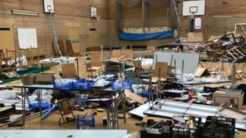 Model Railway Enthusiasts Devastated After Exhibition Destroyed By Vandals