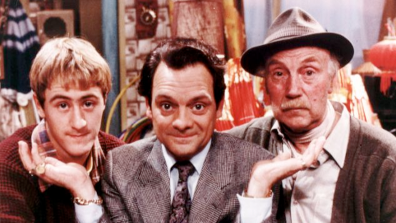 'Only Fools And Horses' Star Lennard Pearce Could Have Shot Adolf Hitler