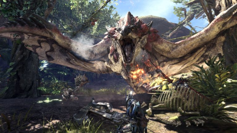 'Monster Hunter: World' x 'Final Fantasy' Crossover Event Set For August