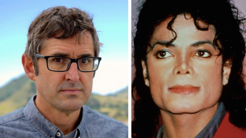 Louis Theroux Shares Very Strongly-Worded Tweet About Michael Jackson