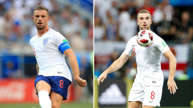 The Stat Which Shows How Vital Jordan Henderson Was To England's Brilliant World Cup Campaign