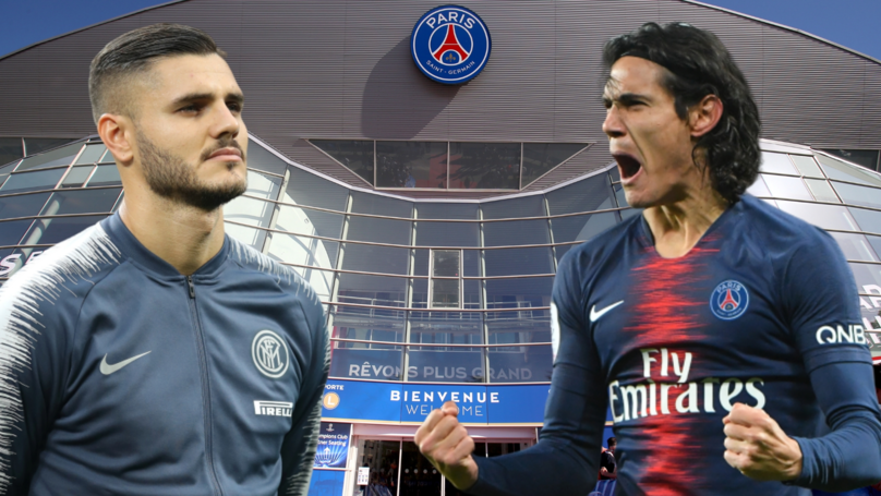 PSG Want To Sign Inter Milan Striker Mauro Icardi As Edinson Cavani's Replacement