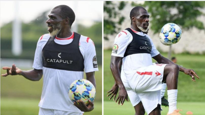 Kenyan Footballer Joash Onyango Is 26-Years-Old And It's Blowing People's Minds