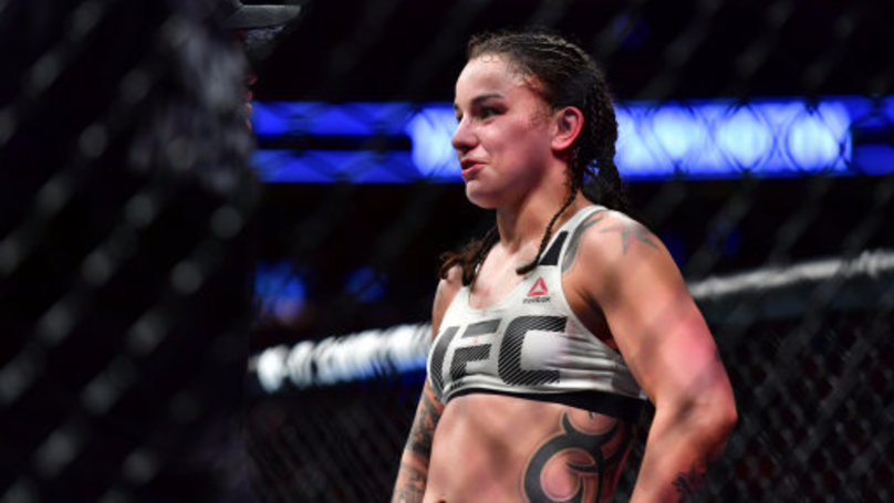 Female UFC Fighters Feared As Latest Victims Of Picture Leaks Online