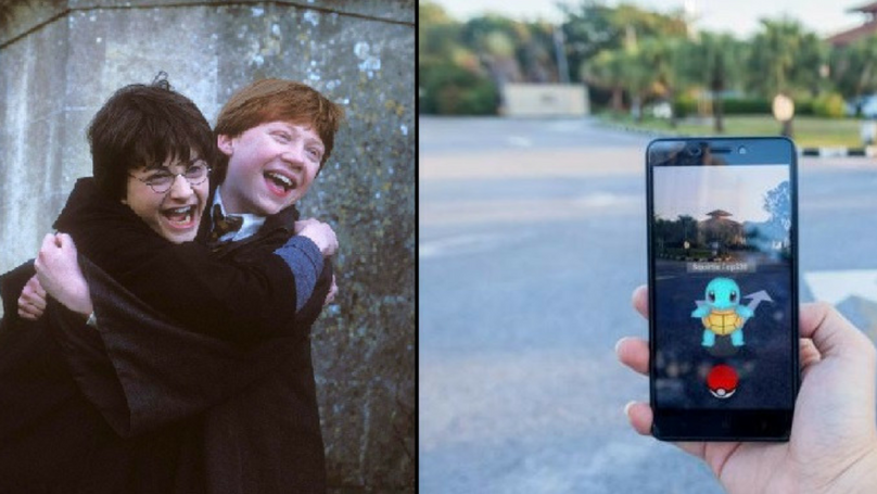 A Harry Potter Version Of Pokémon Go Is Set To Be Released